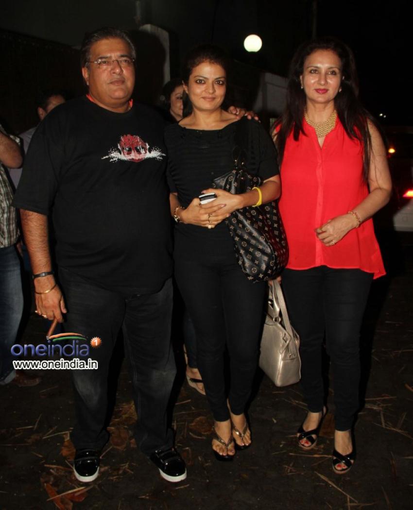 Special Screening of Raanjhanaa Photos
