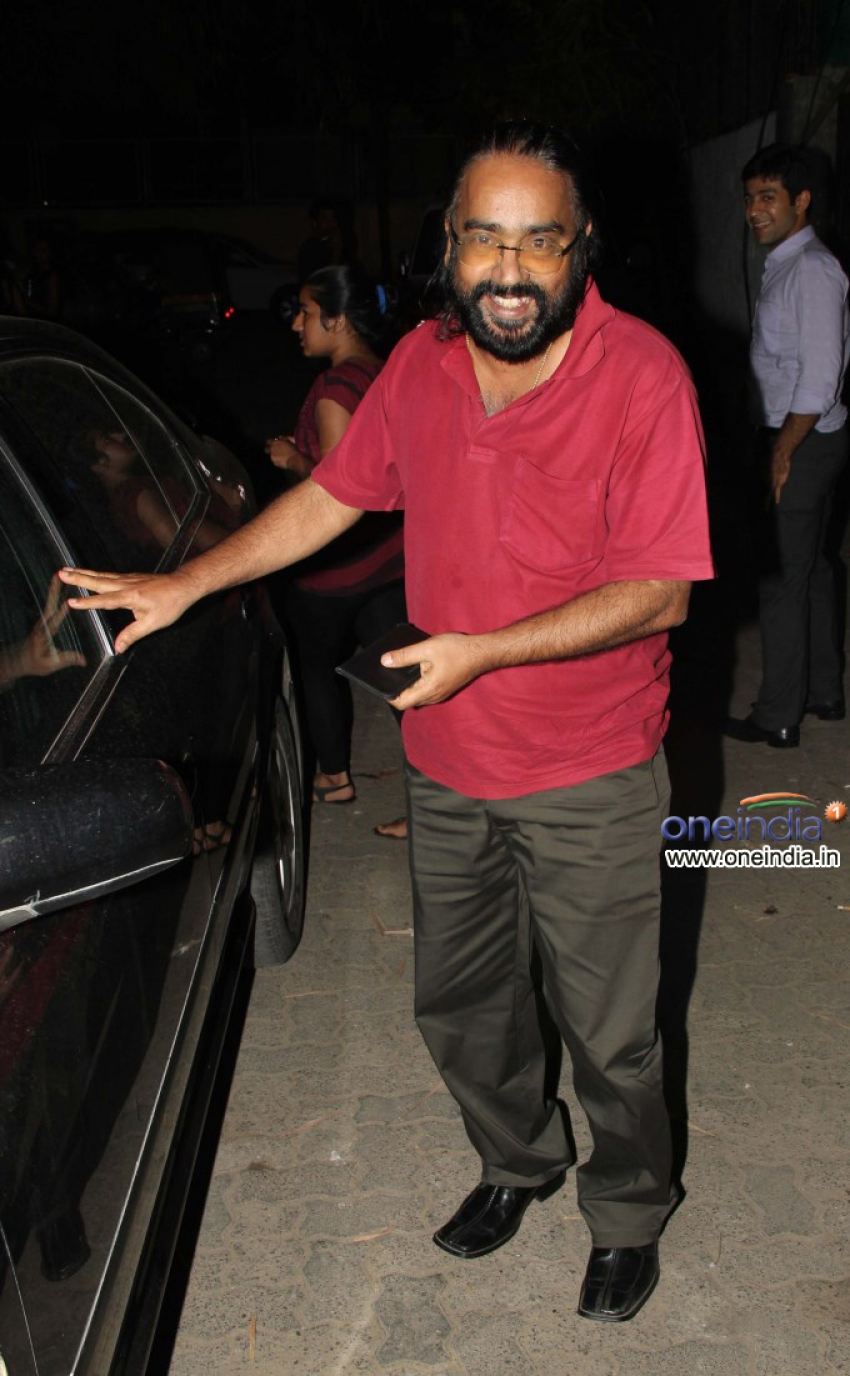 Yamla Pagla Deewana 2 Special Screening Photos