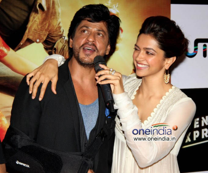 Chennai Express Trailer Launch Photos