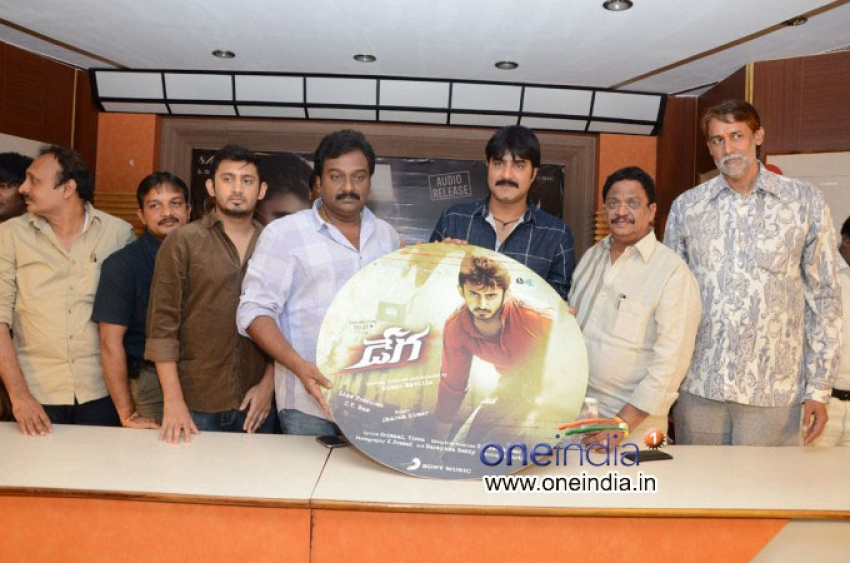 Dega Audio Release Photos