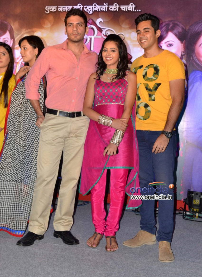 Ek Nanad Ki Khushiyon Ki Chaabi Meri Bhabi New Show Launch Photos