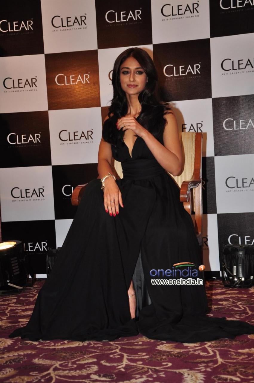 Ileana D'cruz launches Clear shampoo Photos