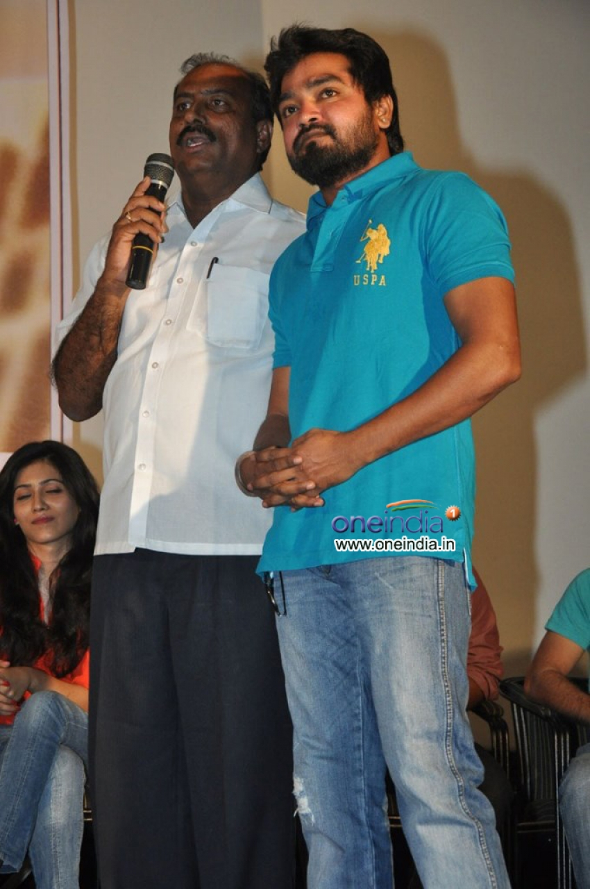 Jagame Maaya Film Logo Launch Photos