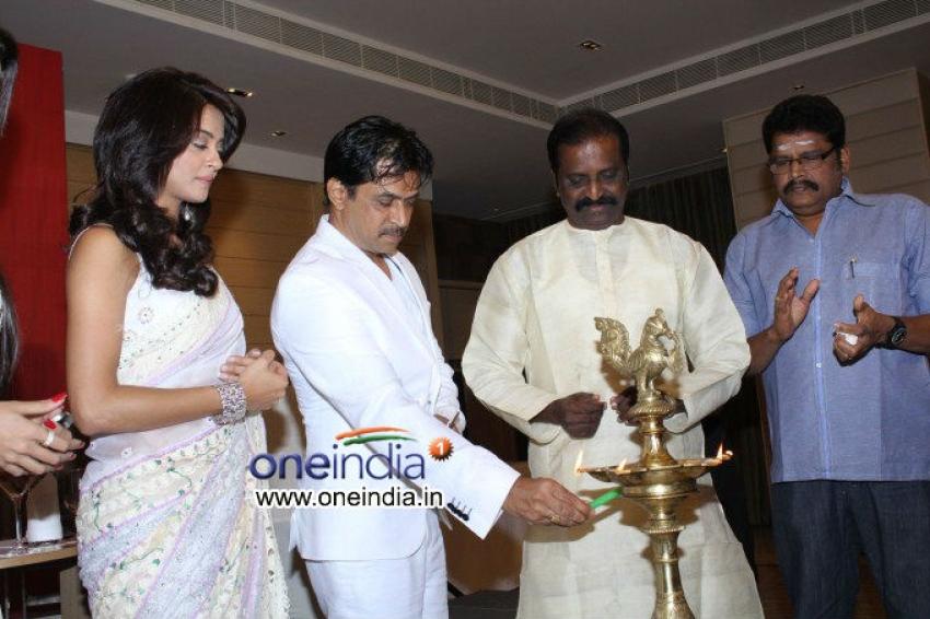 Jai Hind 2 Press Meet Photos