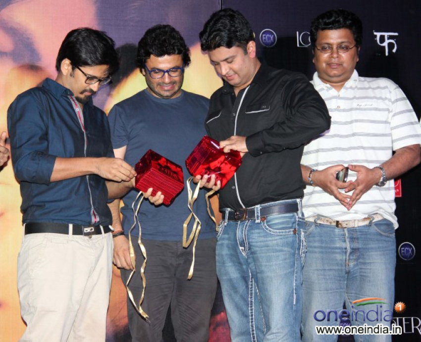 Music Launch Of Lootera Photos