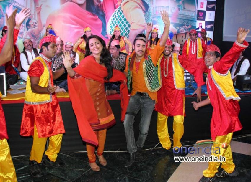 Once Upon A Time In Mumbaai Dobaara Film Tayyab Ali Song Launch Photos