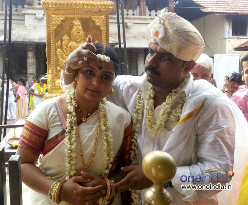 Shruti Second Wedding Photos