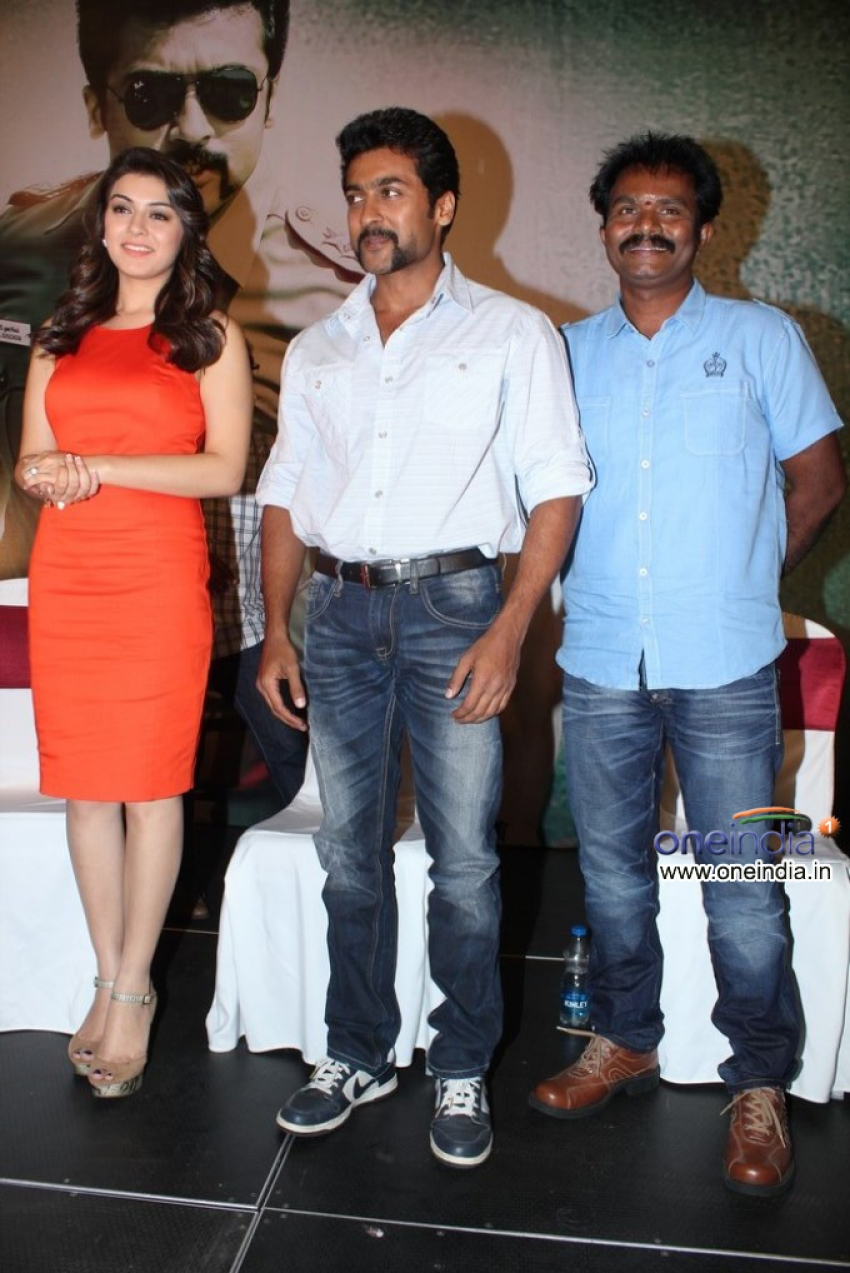 Singam 2 Grand Press Meet Photos