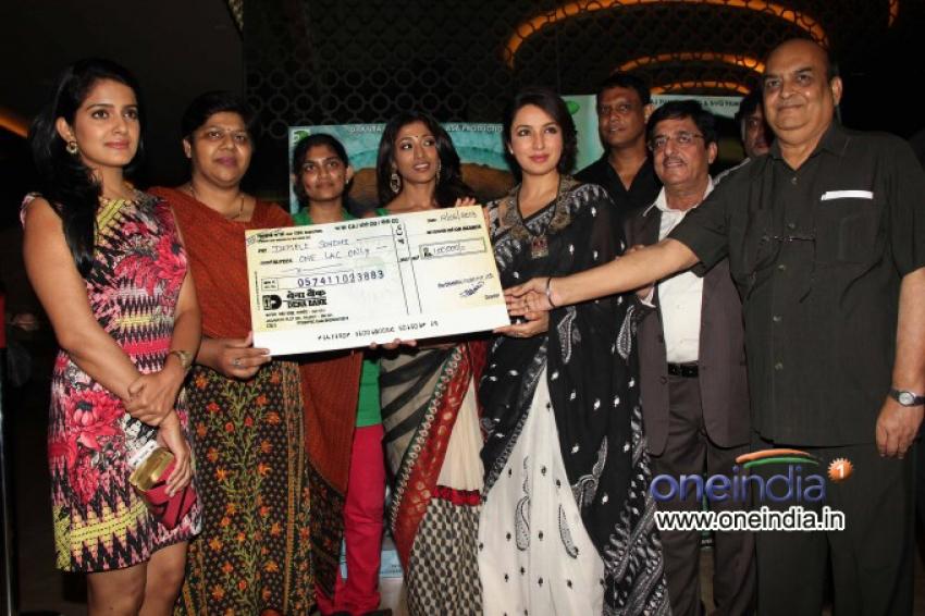 Special Screening of Ankur Arora Murder Case Photos