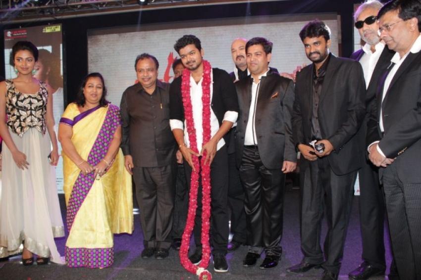 Thalaivaa Audio Launch Photos