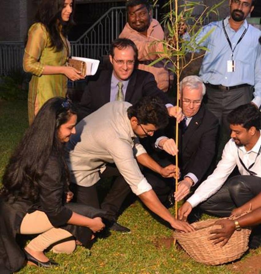 World Environment Day Initiatiative - Go Green! Photos