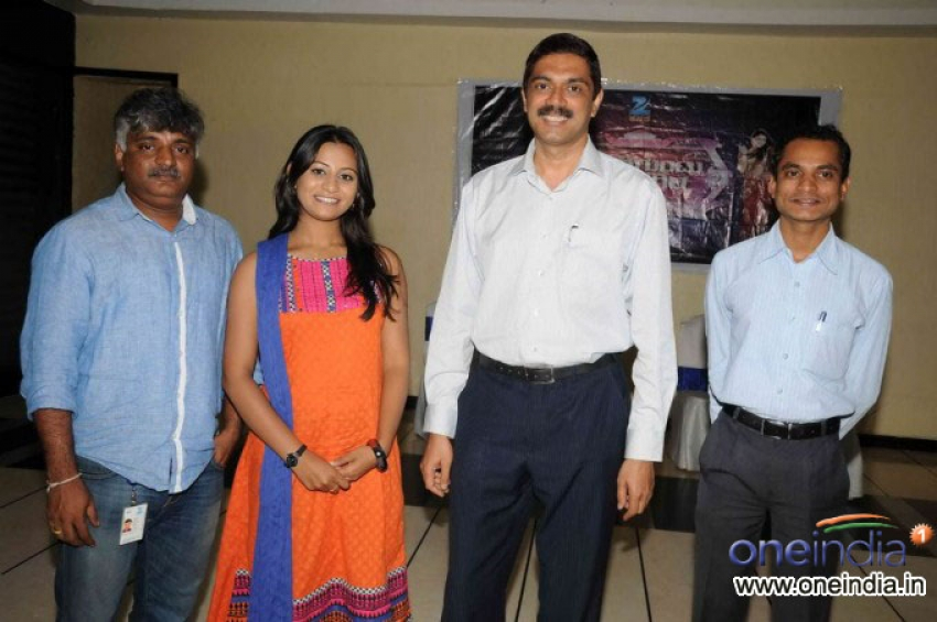 Yaariguntu Yaarigilla Press Meet Photos