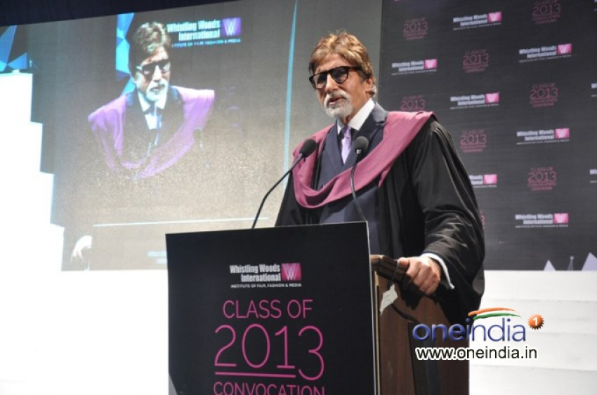 6th Annual Convocation of Whistling Woods International Photos