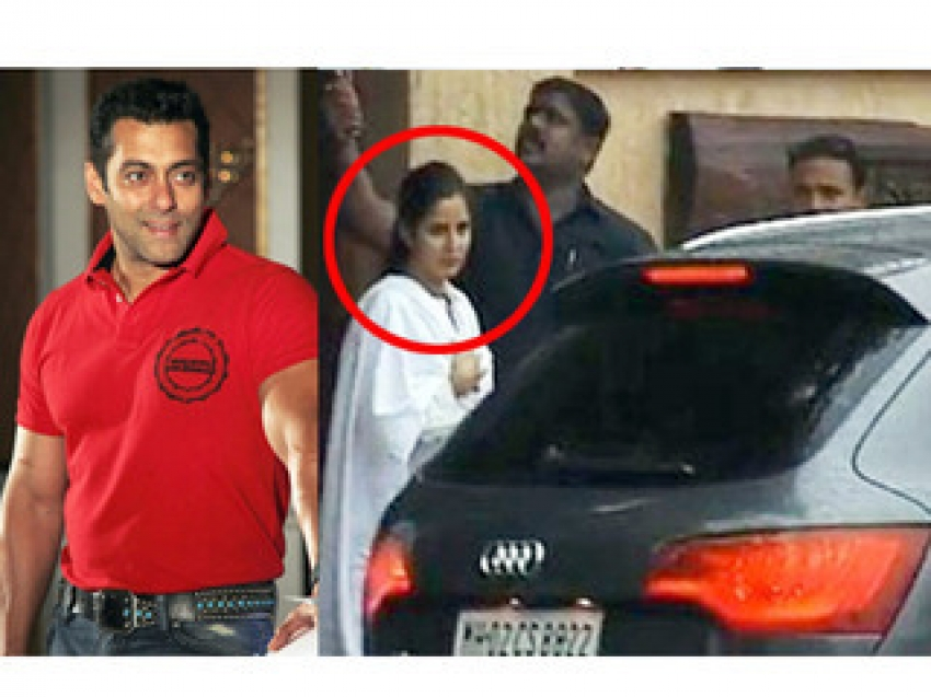 Katrina Kaif Sold Salman Khan's Gift ? Photos