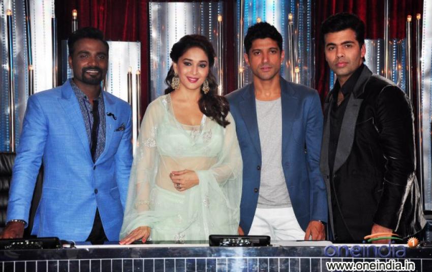 Bhaag Milkha Bhaag Film Promotion Photos