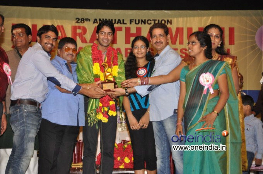 Bharatamuni Awards 2013 Function Photos