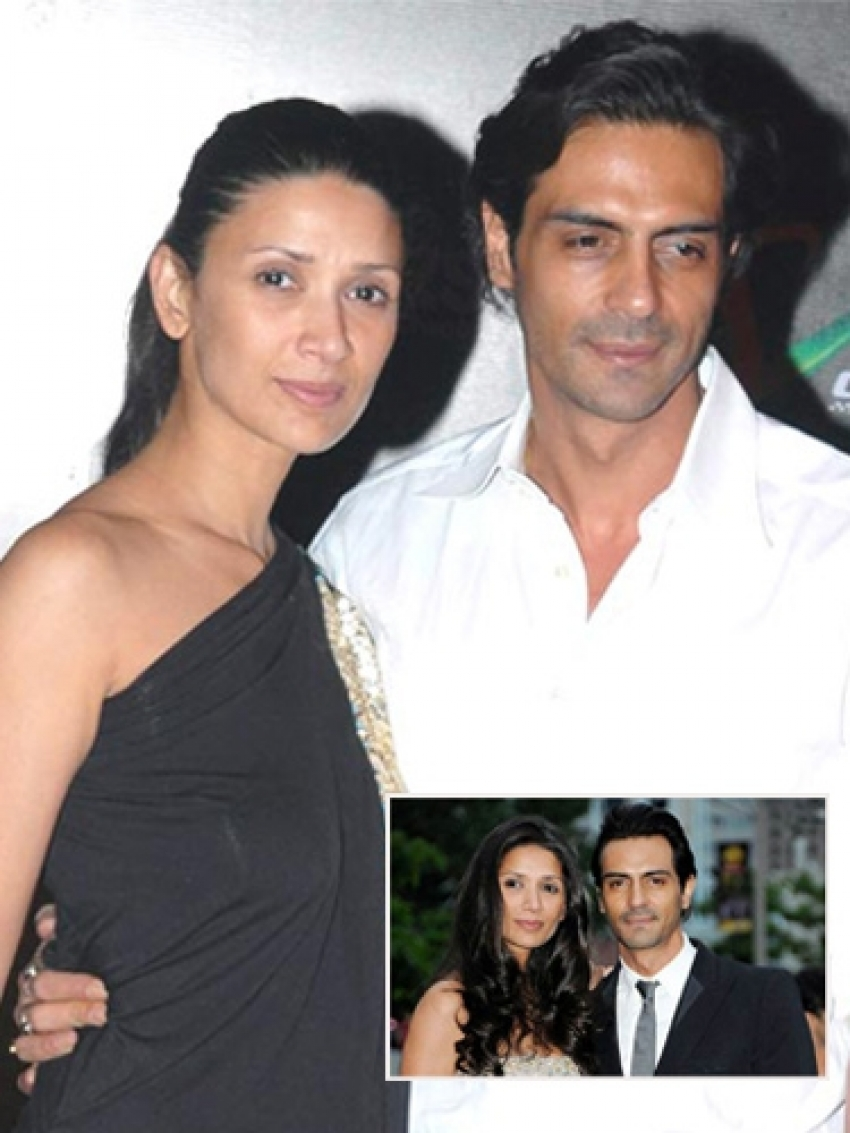 Bollywood Actors who are Younger than their Wives Photos