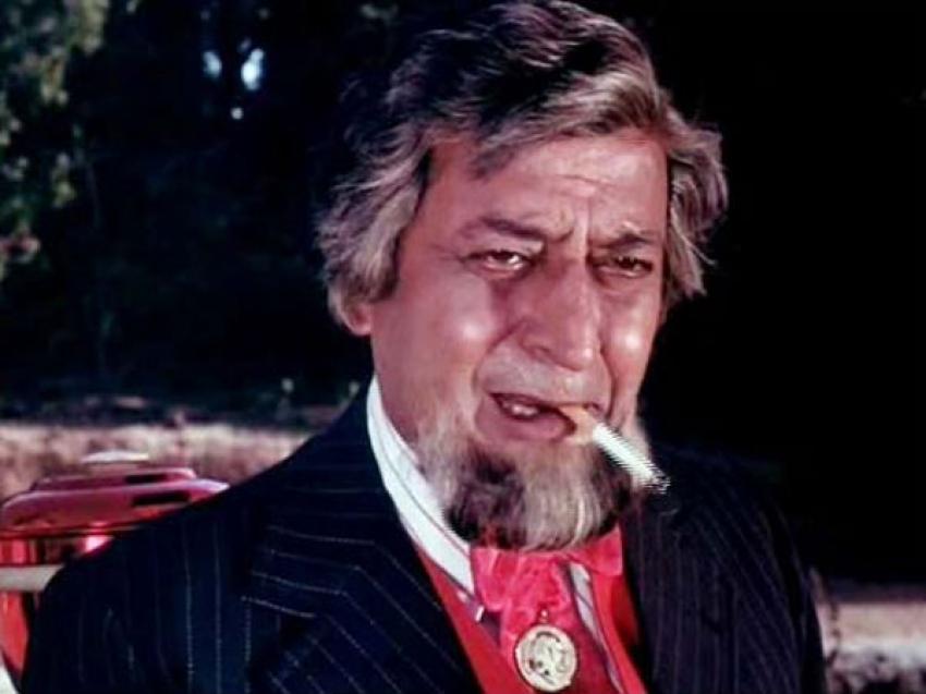 Bollywood's most hated villain, Pran dies Photos