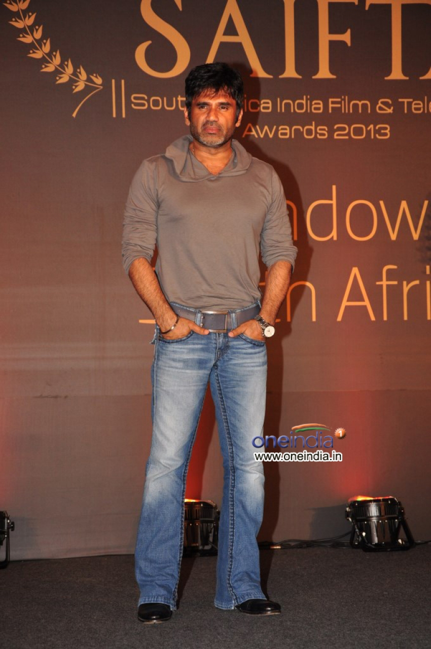 Announcement of South Africa India Film and Television Awards 2013 Photos