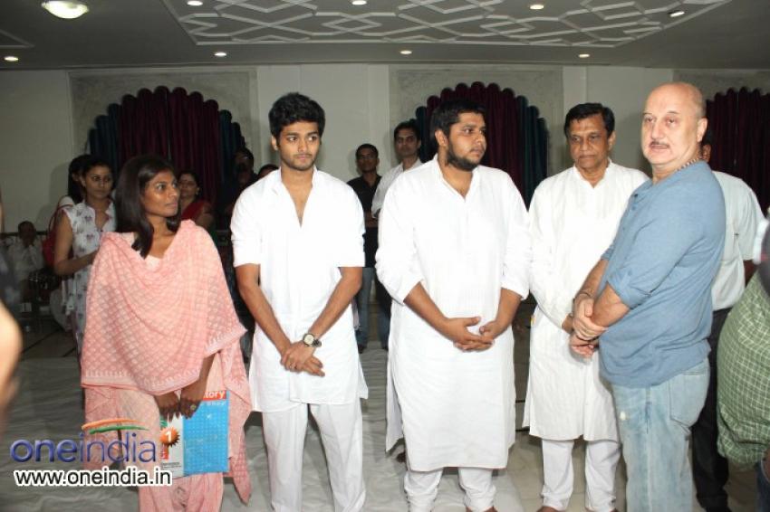 Condolence meeting of Sudhakar Bokade Photos