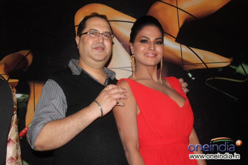 First look launch of film Super Model Photos