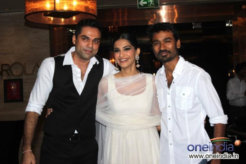 Raanjhanaa success party Photos