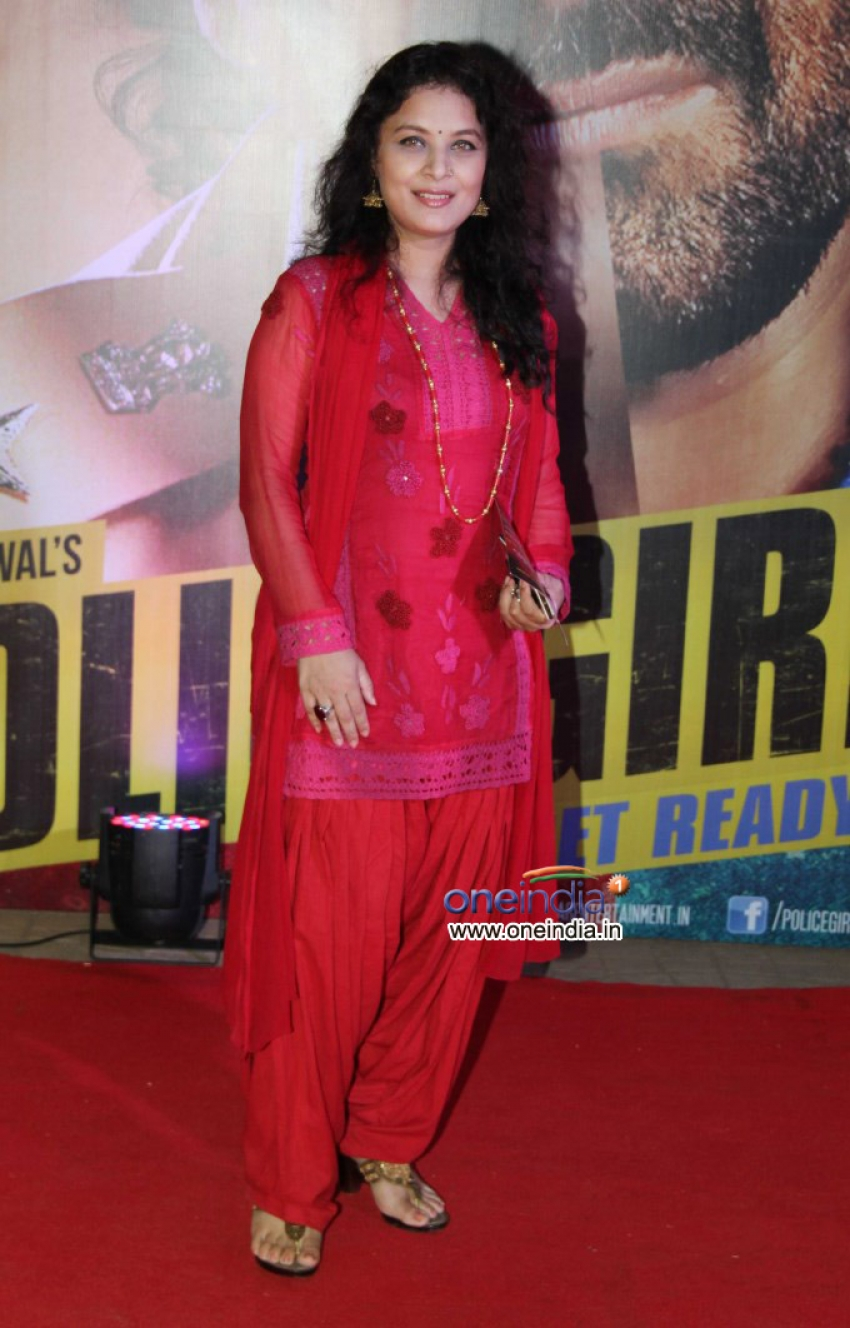 Special Screening of Policegiri Photos