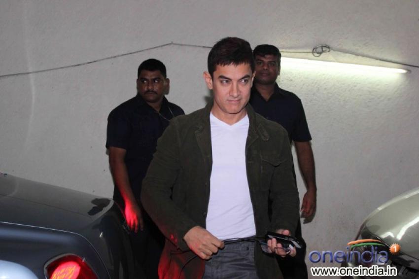 Katrina Kaif Celebrated birthday with Ranbir Kapoor at Aamir Khan Bash Photos