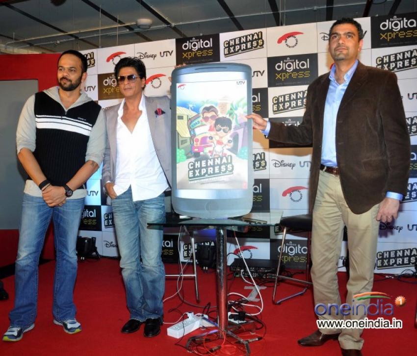 Chennai Express Game Launch Photos
