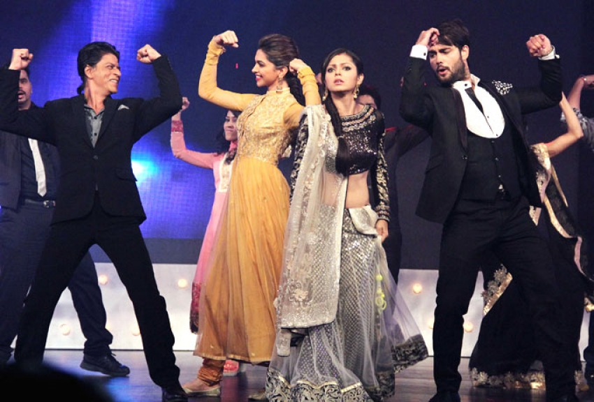 Chennai Express promotion on Madhubala - Ek Ishq Ek Junoon Photos