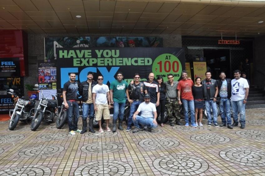 D Day Harley Davidson event Photos