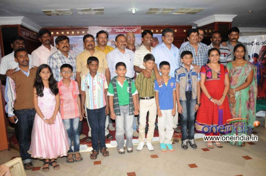 Gandhi Jayanthi Kannada Film Press Meet Photos