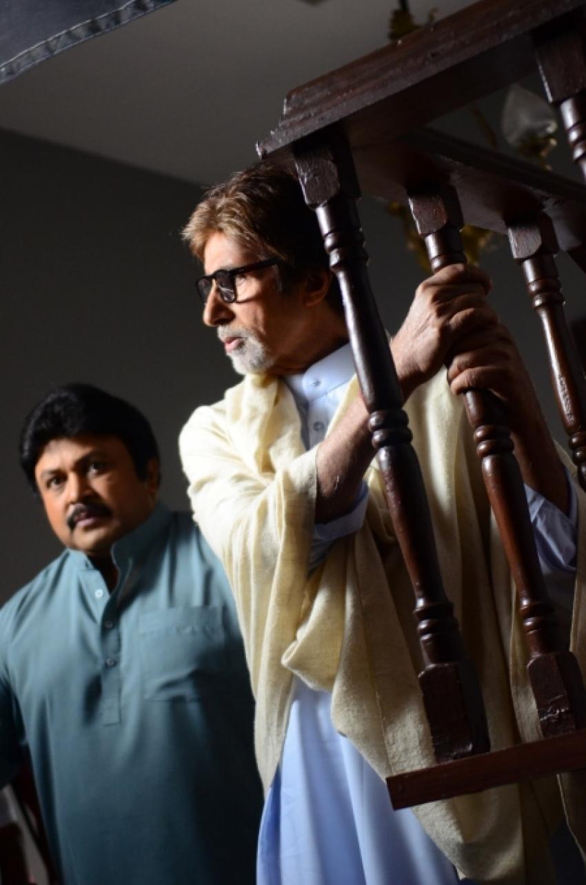 Kalyan Jewellers TVC Shoot Photos