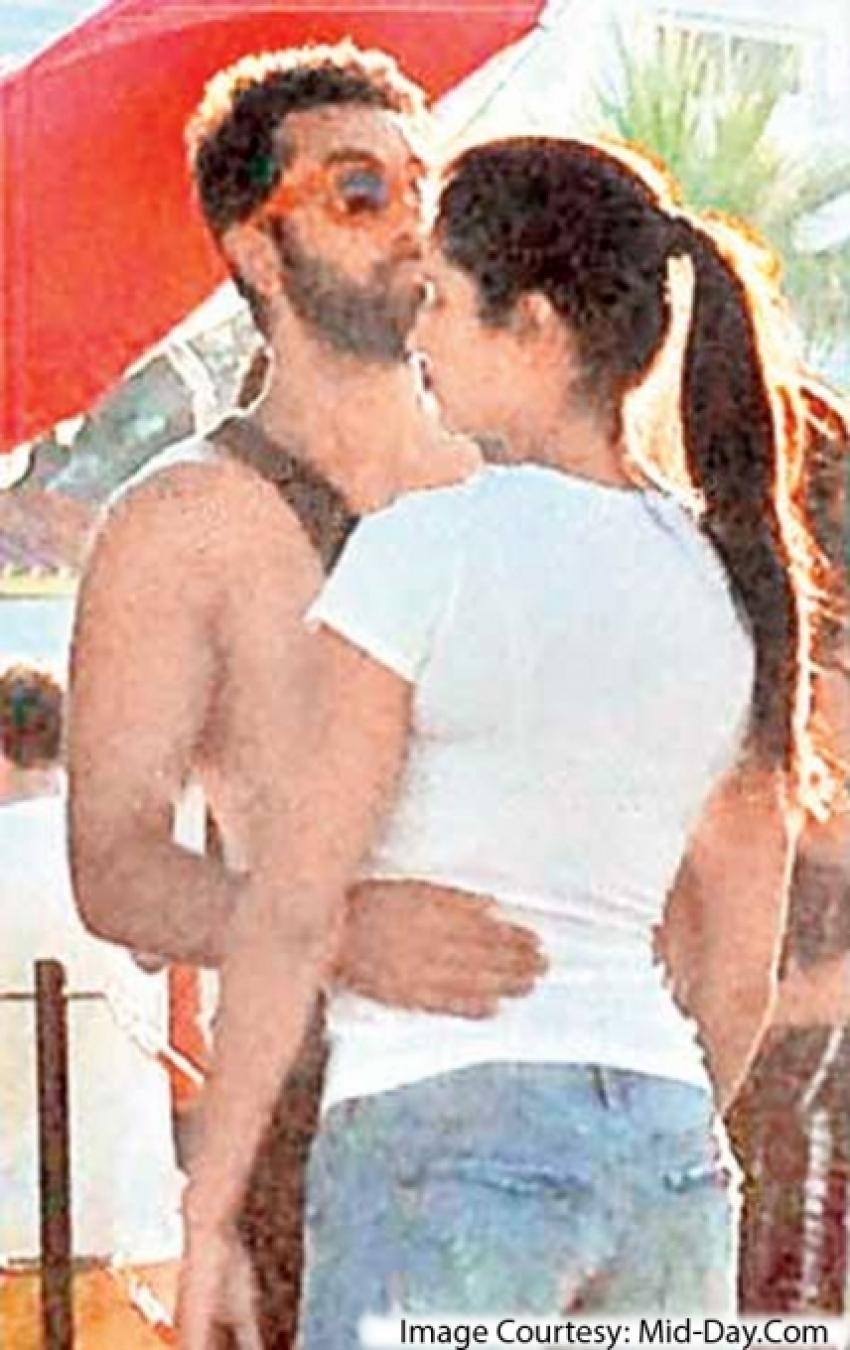 Katrina Kaif Spotted in Bikini at Ibiza with Ranbir Kapoor Photos