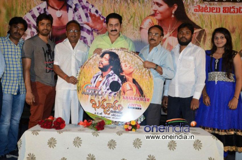 Kharjuram Audio Launch Photos