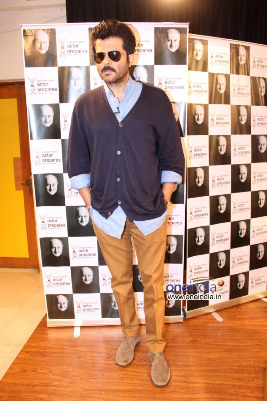 Master Class by Anil Kapoor at Actor Prepares Photos
