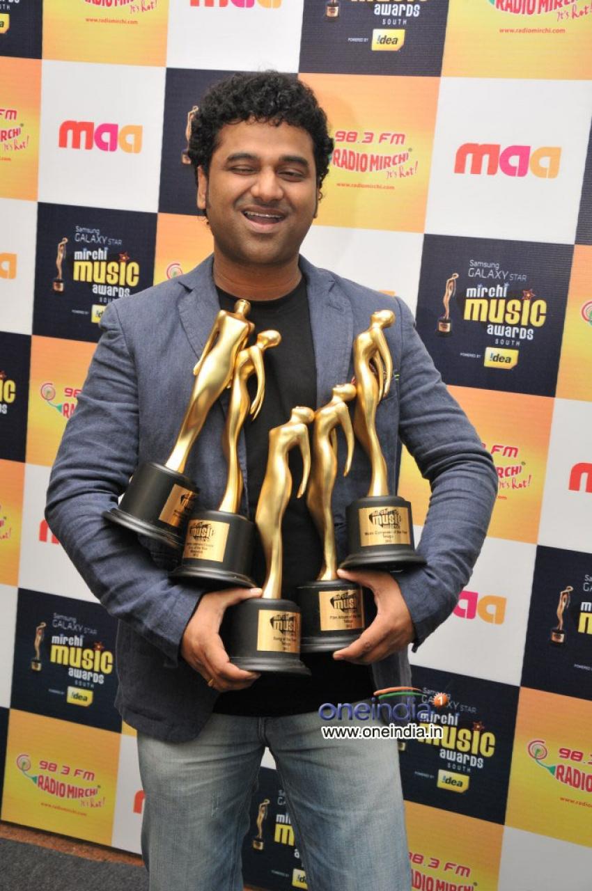 Mirchi Music Awards South 2013 Photos