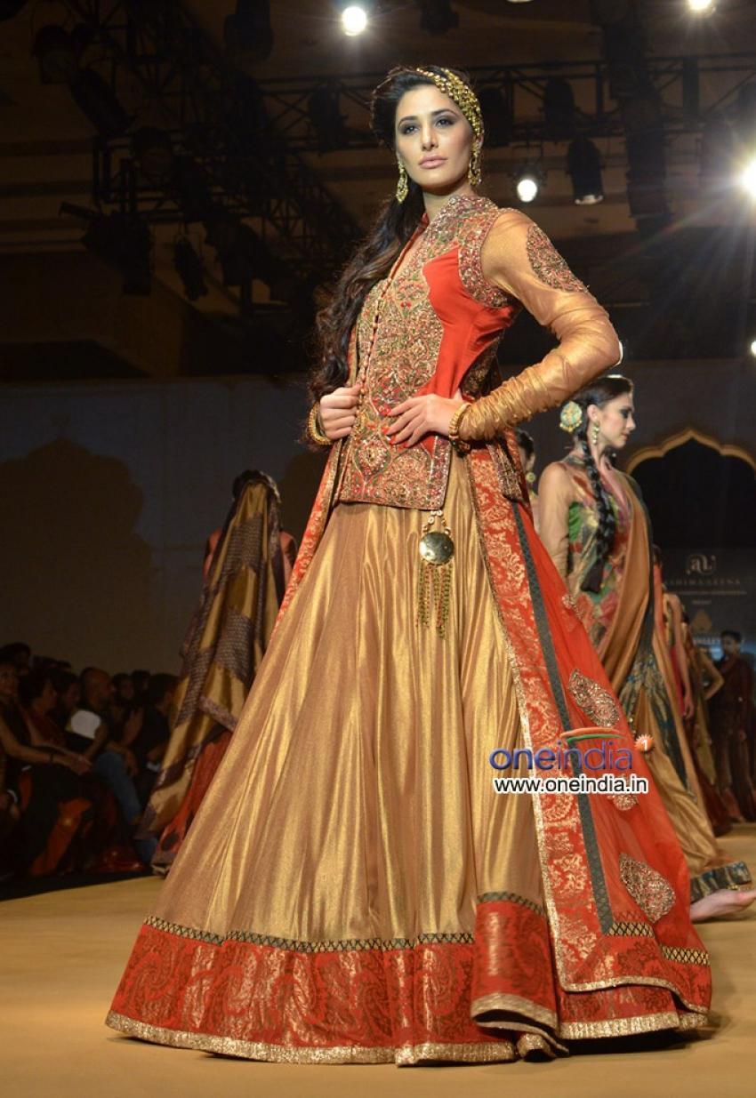 Indian Bridal Fasion Week 2013 - Day 4 Photos
