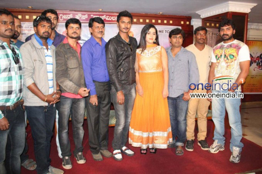 Patharagitti Film Launch Press Meet Photos