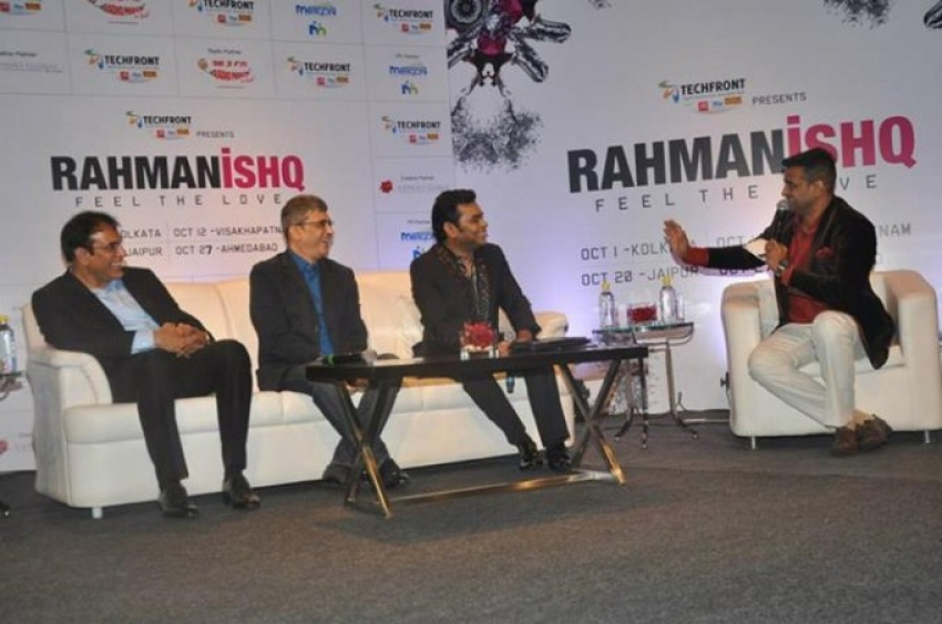 RahmanIshq Announcement Press Conference Photos