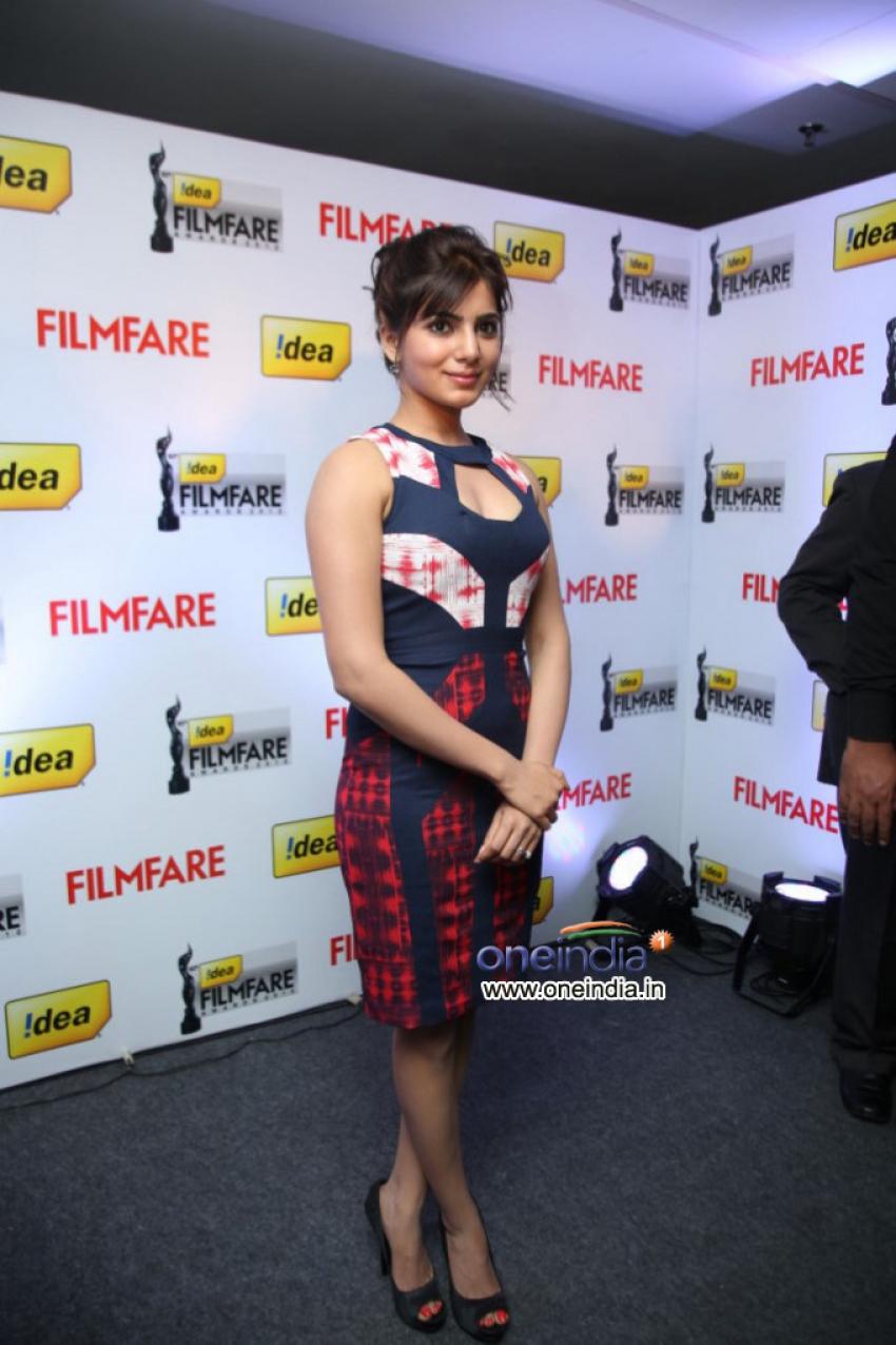 60th Idea Filmfare Awards 2013 Press Meet Photos
