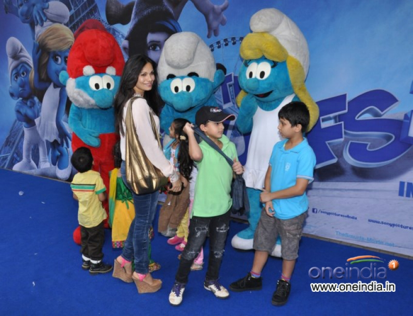 The Smurfs 2 premiere Photos