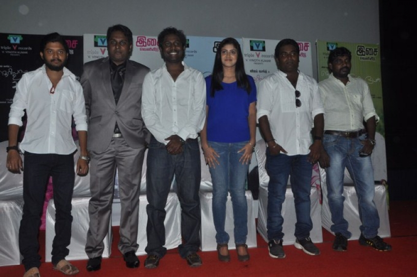 Theriyama Unna Kadhalichiten Movie Press Meet Photos