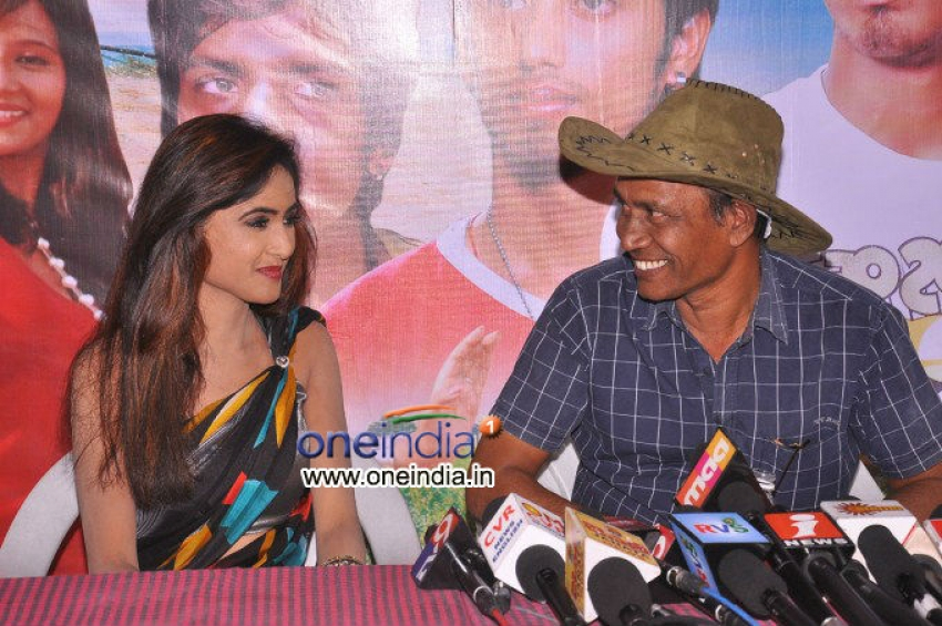 Top Rankers Press Meet Photos