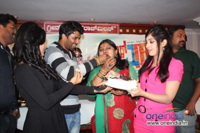 Vani Harikrishna Birthday Bash Photos