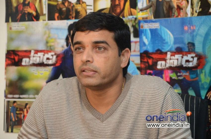Yevadu Press Meet Photos