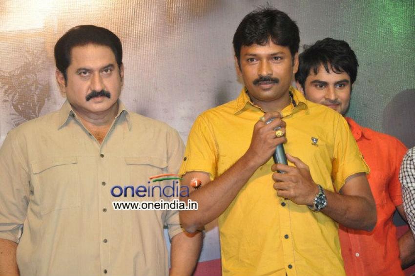 Aadu Magaadra Bujji Logo Launch Photos