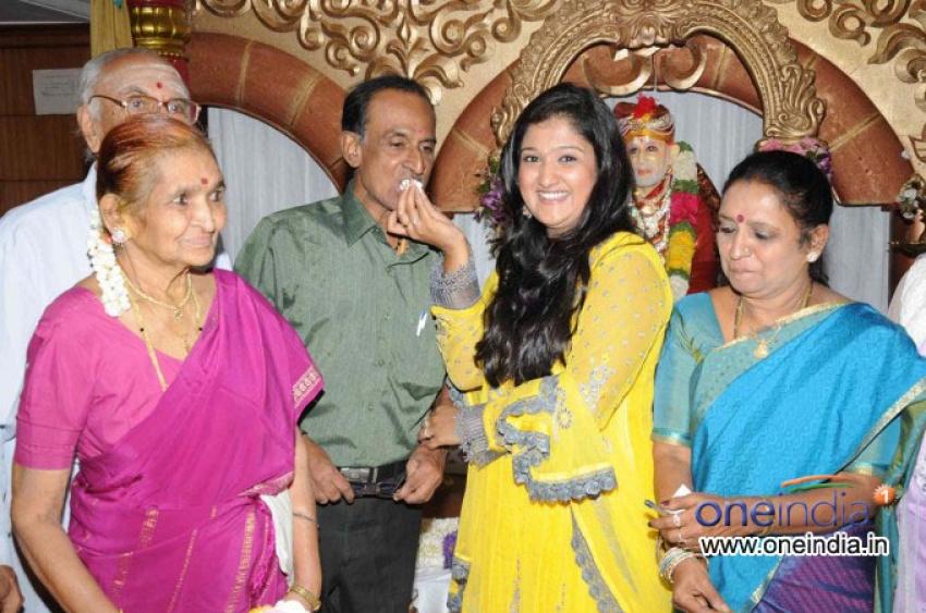 Actress Roopika Birthday Bash Photos