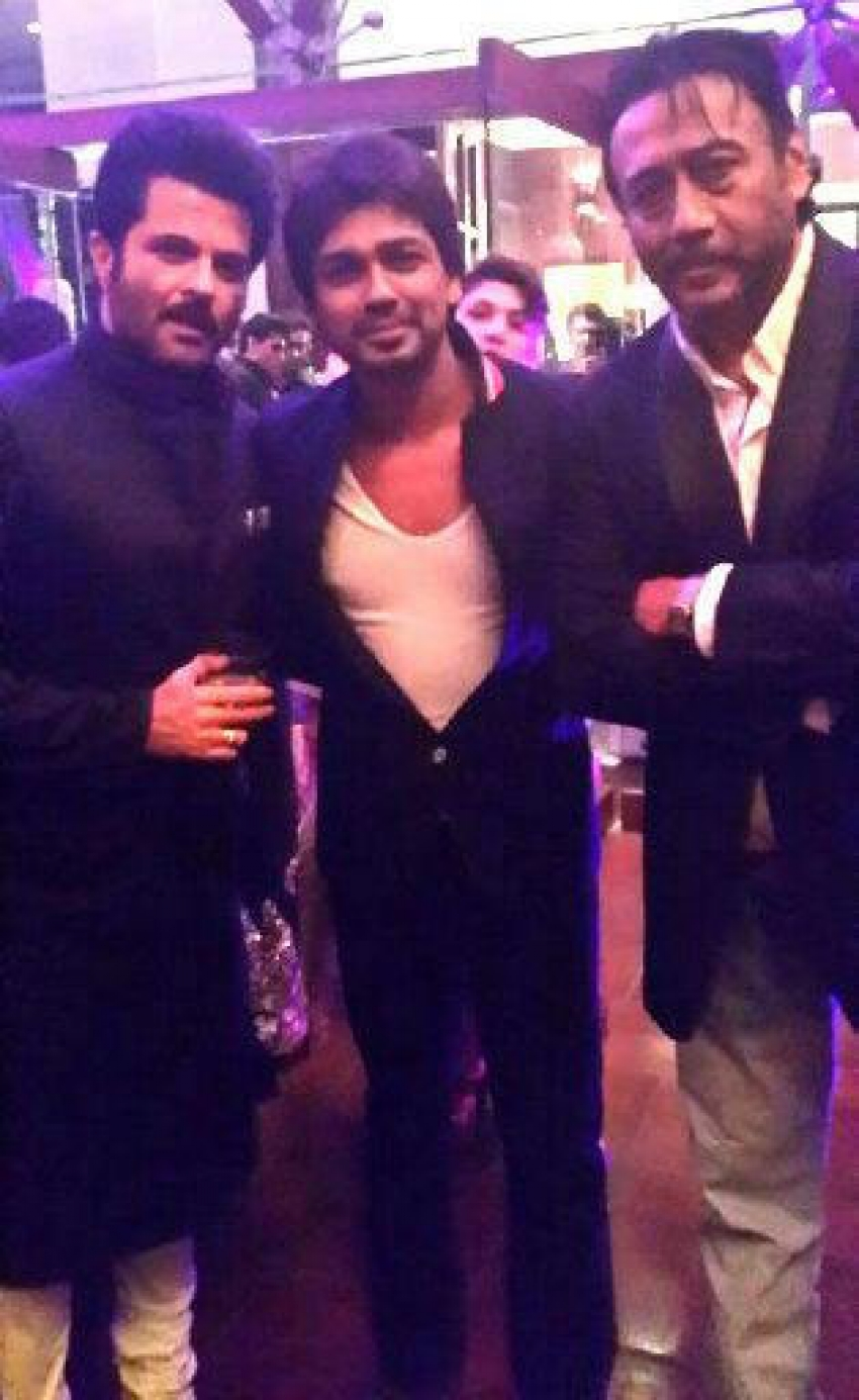 Shahrukh Khan Eid Party 2013 Photos