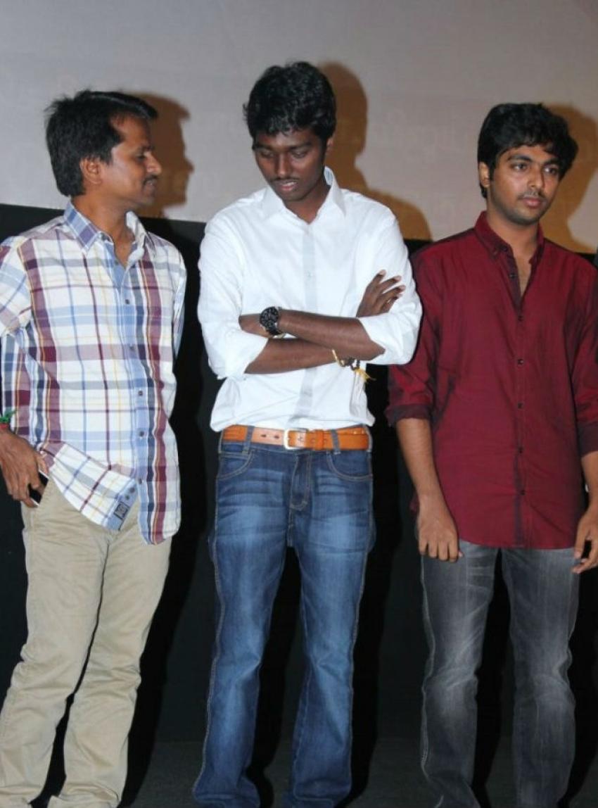 Raja Rani Audio Launch Photos